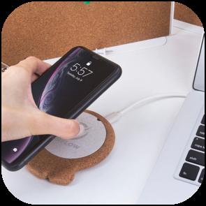 Xoopar Corktopus Wireless Charging Pad