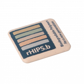 37mm DBase Badge Square