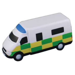 Yellow Stress Ambulances