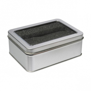 Large Rectangular Tin
