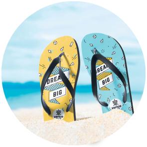 Do Mel Beach Slippers