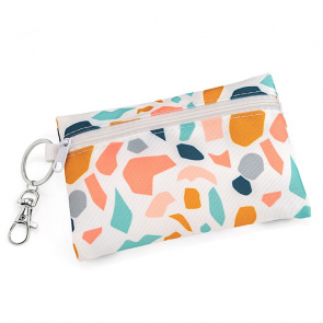 Handy Printed Face Mask Pouch