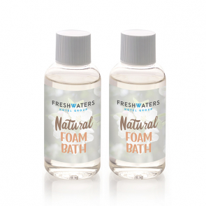 Relaxing Natural Foam Bath,  50ml