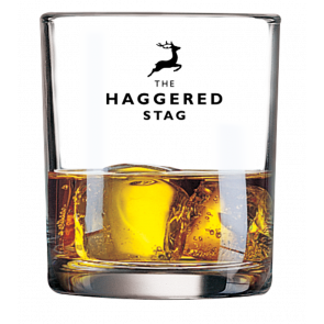 Log Glass Tumbler