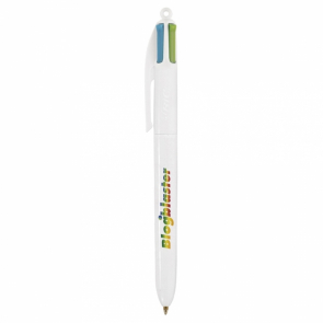BIC® 4 Colours Fashion britePix™ Ballpen