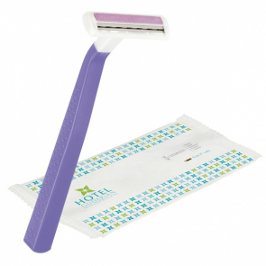 BIC® Comfort 2 Lady In Personalized Flow Pack