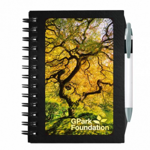 BIC® Notebook Chipboard Cover britePix™
