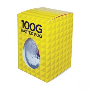 100g Milk Chocolate Foiled Egg