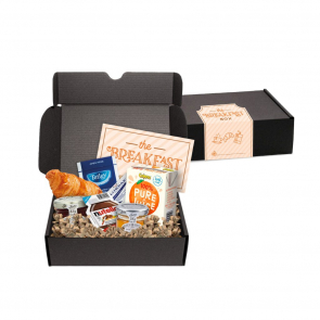 Midi Black Gift Box - Breakfast Editon