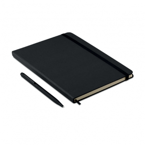 Set A5 Notebook Include Stylus