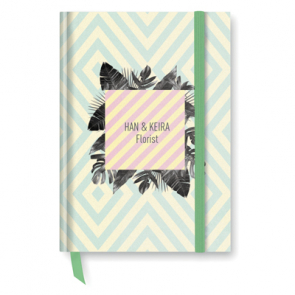 NOTEA6 - Bespoke A6 Paper Cover Notebooks