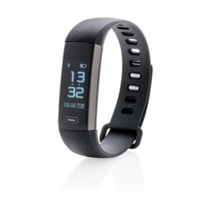 Activity Tracker With Blood Pressure Monitor