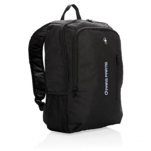 "Swiss Peak 17"" Business Laptop Backpack"