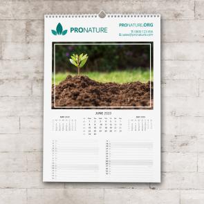 Smart-Calendar - Economy Wall