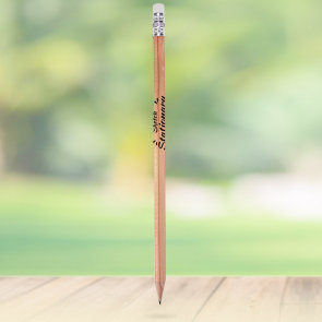 PEFC Wooden Eco Pencil