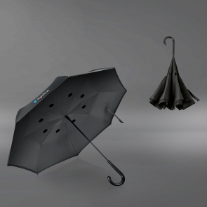 "Dundee 23"" Reversible Umbrella"
