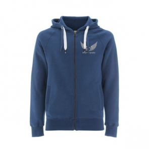 Unisex Zip Up Hoody