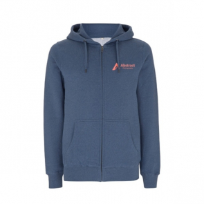 Unisex Zip-Up Hoody