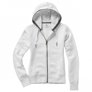 Arora Hooded Full Zip Ladies Sweater