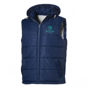 Mixed Doubles Men's Bodywarmer
