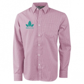 Net Long Sleeve Shirt.