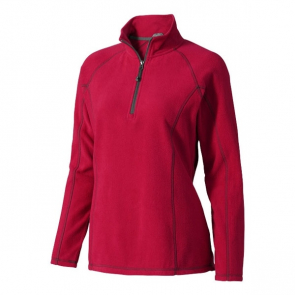 Polyfleece Quarter Zip Ladies