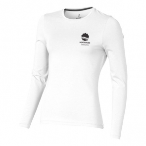 Ponoka Long Sleeve Ladies T-Shirt