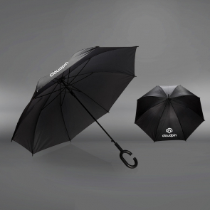"23"" Handsfree Umbrella"