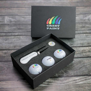 Golfer's Essentials Gift Box