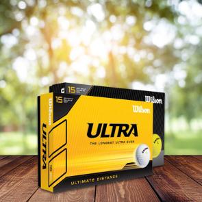 Wilson Ultra Golf Balls