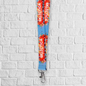 Heat Transfer Lanyard with Safety Break