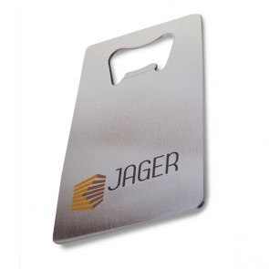 Metal Card Bottle Opener