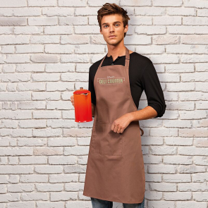Colours Bip Apron With Pocket