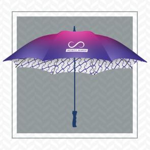 Pro Brella FG Double Canopy Soft Feel