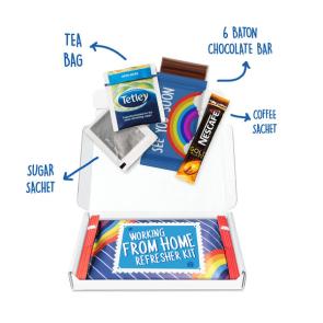 Postal Packs – Midi Postal Box - Large Refresher Pack - DIGITAL PRINT