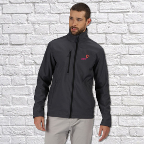 Men's Honestly Made Recycled Softshell Jacket