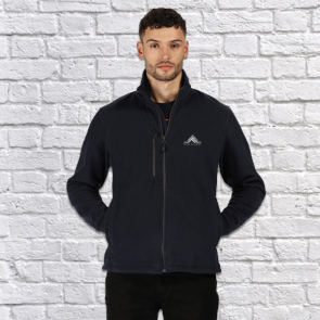 Men's Honestly Made Recycled Full-Zip Fleece