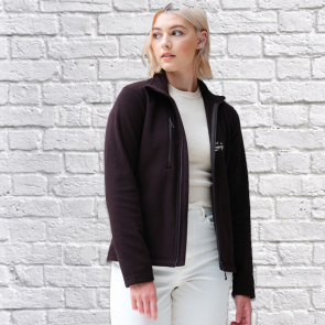 Women's Honestly Made Recycled Full-Zip Fleece