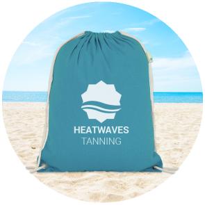 Seabrook Eco Recycled Drawstring Bag