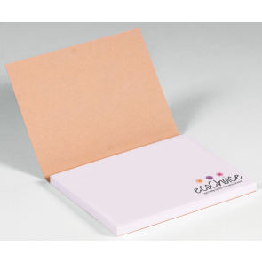 Recycled Soft Cover Sticky Notes