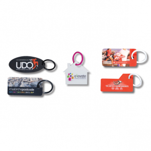 Keytags (PET)