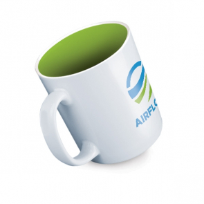 Durham Inner ColourCoat Logo Mug