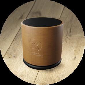 Wooden Speaker Ring
