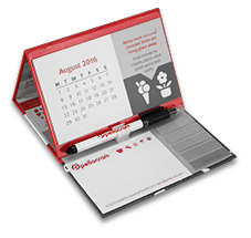 Calendar pod