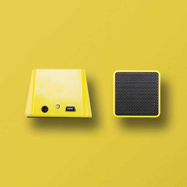 Nomia Mini Bluetooth® Speaker