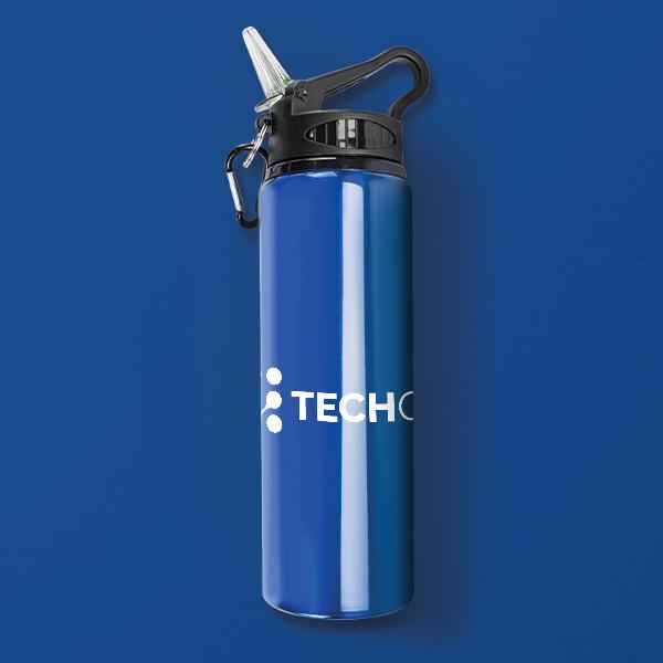 Cherub 800ml Aluminium Branded Drinks Bottle