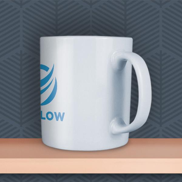 Durham Basic Logo Mug