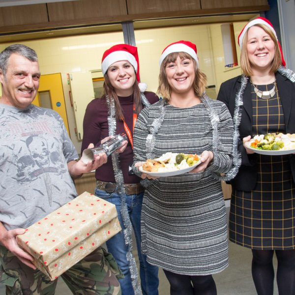 Mansfield firm supports homeless people at Christmas with £1,500 donation
