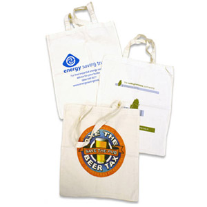 Promotional shopper bag