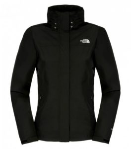The North Face branded fleece